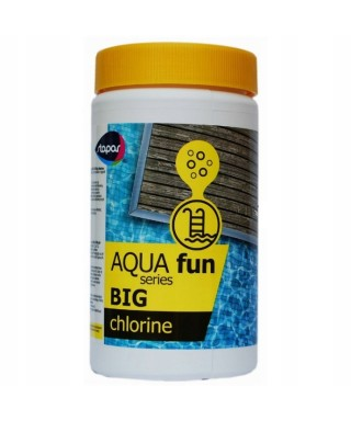 Aqua Fun Series Big Granulat 1 kg chlor
