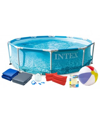 Intex 28206 basen stelażowy 305x76cm 7w1 (set)